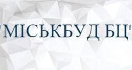 Логотип будівельної компанії ТОВ «МІСЬКБУД БЦ»