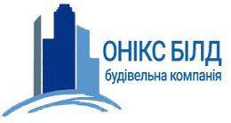 Логотип будівельної компанії ТОВ Онікс Білд