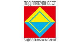 Логотип будівельної компанії ТОВ ПІК ПОДІЛЛЯБУДІНВЕСТ