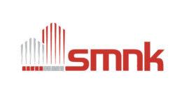 Логотип строительной компании ТОВ СМНК