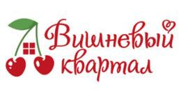 Логотип будівельної компанії ТОВ Вишневий квартал