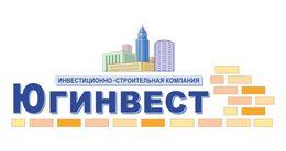 Логотип будівельної компанії ТОВ «Югінвест»