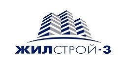 Логотип будівельної компанії ТОВ ЖИЛСТРОЙ-3