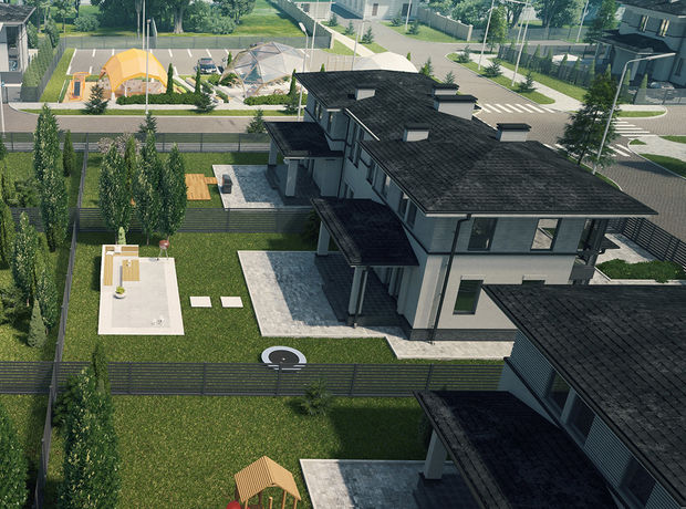 Таунхаус Ecopark 3  фото 240950