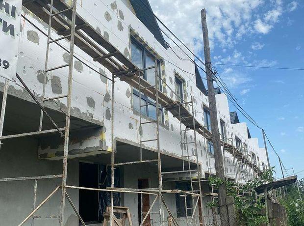 Таунхаус Family town хід будівництва фото 294145