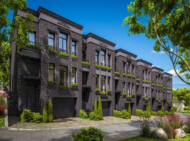 Таунхаус FlatHouse на Перемозі фото 1