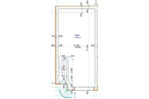 Таунхаус FlatHouse на Победе: планировка 5-комнатной квартиры 224 м²