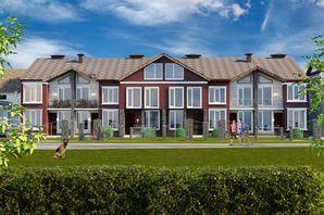 Таунхаус Hotov Residence