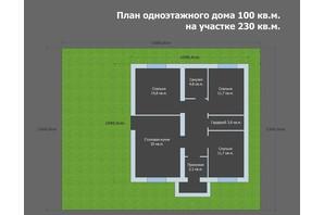 Таунхаус Переулок Перова, р‑нТаирова, Переулок Перова, Одесса
