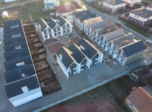 Таунхаус Scandi House хід будівництва фото 219843