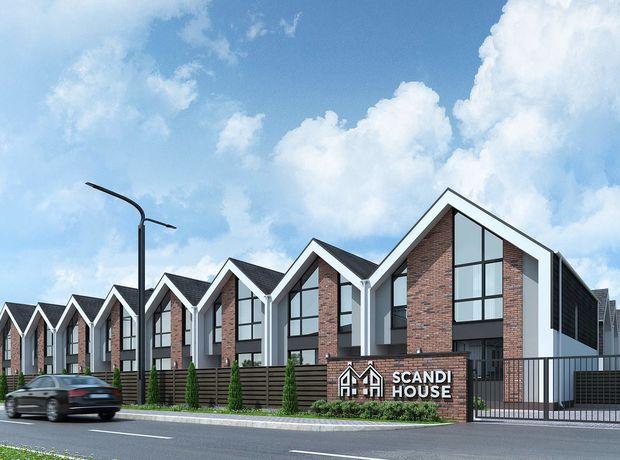 Таунхаус Scandi House  фото 219826