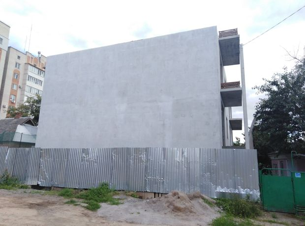 Таунхаус ул. Ляли Ратушной ход строительства фото 180835