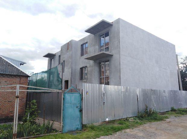Таунхаус ул. Ляли Ратушной ход строительства фото 180836