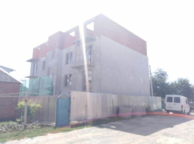 Таунхаус ул. Ляли Ратушной ход строительства фото 186842