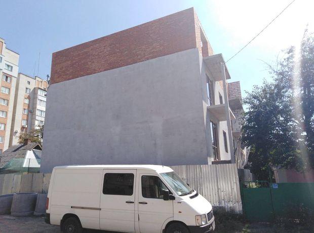 Таунхаус ул. Ляли Ратушной ход строительства фото 186844