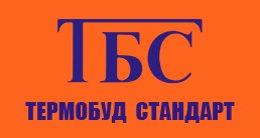Логотип будівельної компанії Термобуд Стандарт