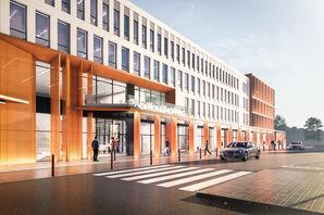 Торгово-офисный центр Thе Mall
