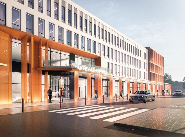 Торгово-офисный центр Thе Mall  фото 125309