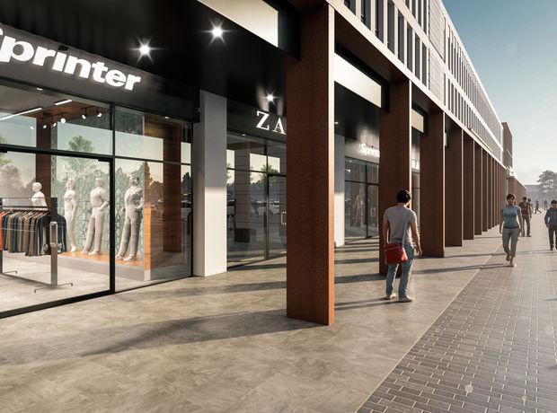 Торгово-офисный центр Thе Mall  фото 125311