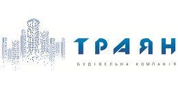Логотип будівельної компанії Траян