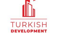Логотип будівельної компанії Turkish Development Ukraine