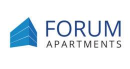 Логотип будівельної компанії ТзОВ Форум Парк Захід