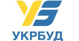 Логотип будівельної компанії УДБК УКРБУД