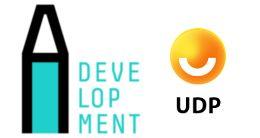 Логотип строительной компании UDP