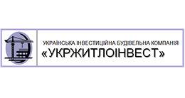 Логотип будівельної компанії УІБК «УКРЖИТЛОІНВЕСТ»