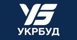 Логотип будівельної компанії УКРБУД