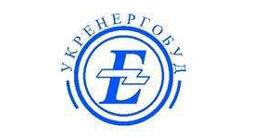 Логотип строительной компании Укренергобуд