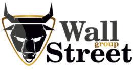 Логотип строительной компании Уолл стрит груп