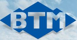 Логотип строительной компании ВТМ