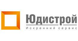 Логотип будівельної компанії Відділ продажів БК Юдістрой