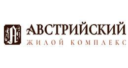 Логотип будівельної компанії Відділ продажів ЖК Австрійський