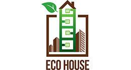 Логотип будівельної компанії Відділ продажів ЖК Eco House