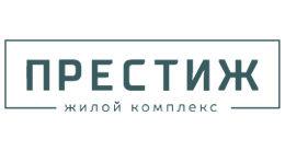 Логотип будівельної компанії Відділ продажів ЖК Престиж