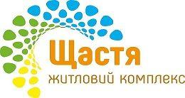 Логотип будівельної компанії Відділ продажів ЖК Щастя
