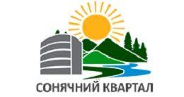 Логотип будівельної компанії Відділ продажів ЖК «Сонячний квартал»