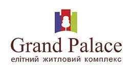 Логотип будівельної компанії Відділ продажу «Grand Palace»