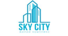 Логотип будівельної компанії Відділ продажу SkyCity