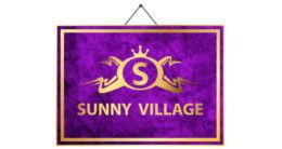 Логотип будівельної компанії Відділ продажу Sunny Village