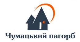 Логотип будівельної компанії Відділ продажу ЖК Чумацький пагорб