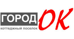 Логотип будівельної компанії Відділ продажу ЖК ГородОК