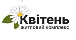Логотип будівельної компанії Відділ продажу ЖК «Квітень»