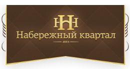 Логотип будівельної компанії Відділ продажу ЖК Набережний квартал