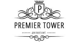 Логотип будівельної компанії Відділ продажу ЖК Premier Tower