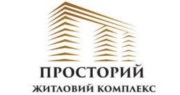 Логотип будівельної компанії Відділ продажу ЖК Просторий