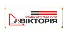 Логотип строительной компании Вікторія