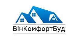 Логотип будівельної компанії ВінКомфортБуд